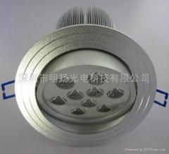 LED珠寶專用天花燈
