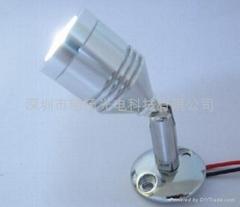 櫃台led小射燈