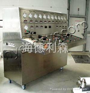 軟管壓力脈衝試驗機 1