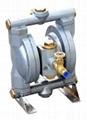 双相气动隔膜泵