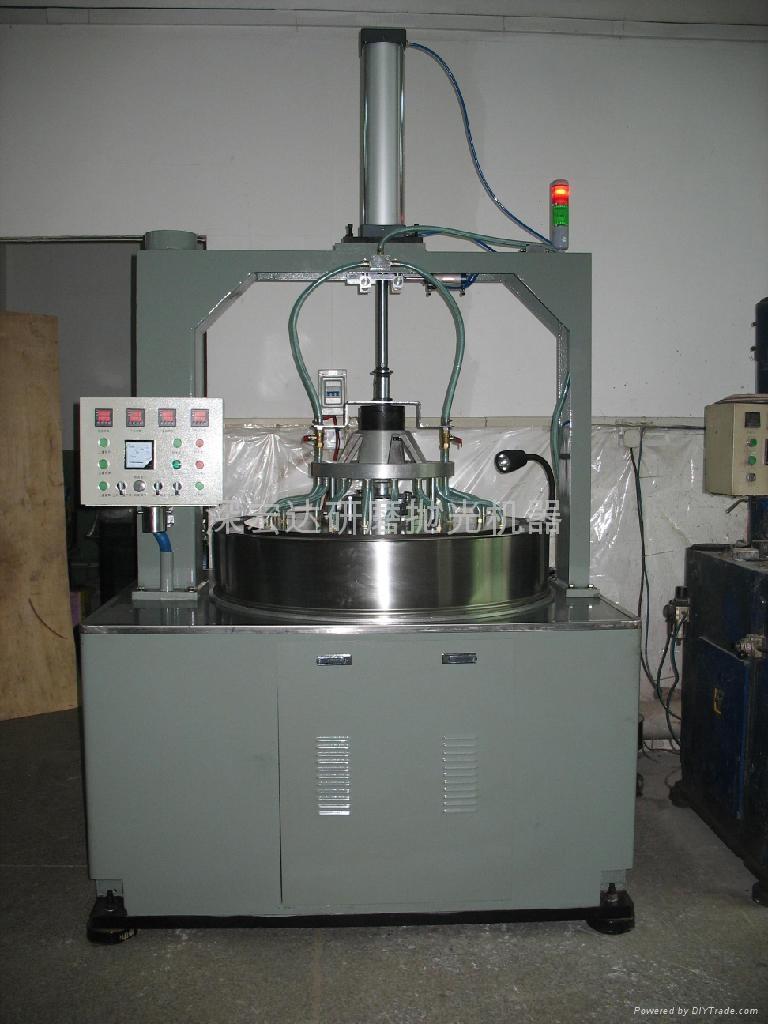 手機玻璃研磨拋光機SHD2M13B-5L 1
