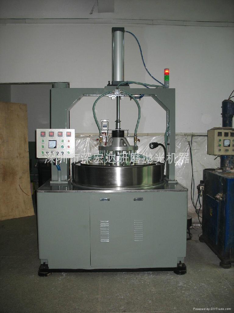 合金刀片刀具高精度雙面研磨機SHD2M13B