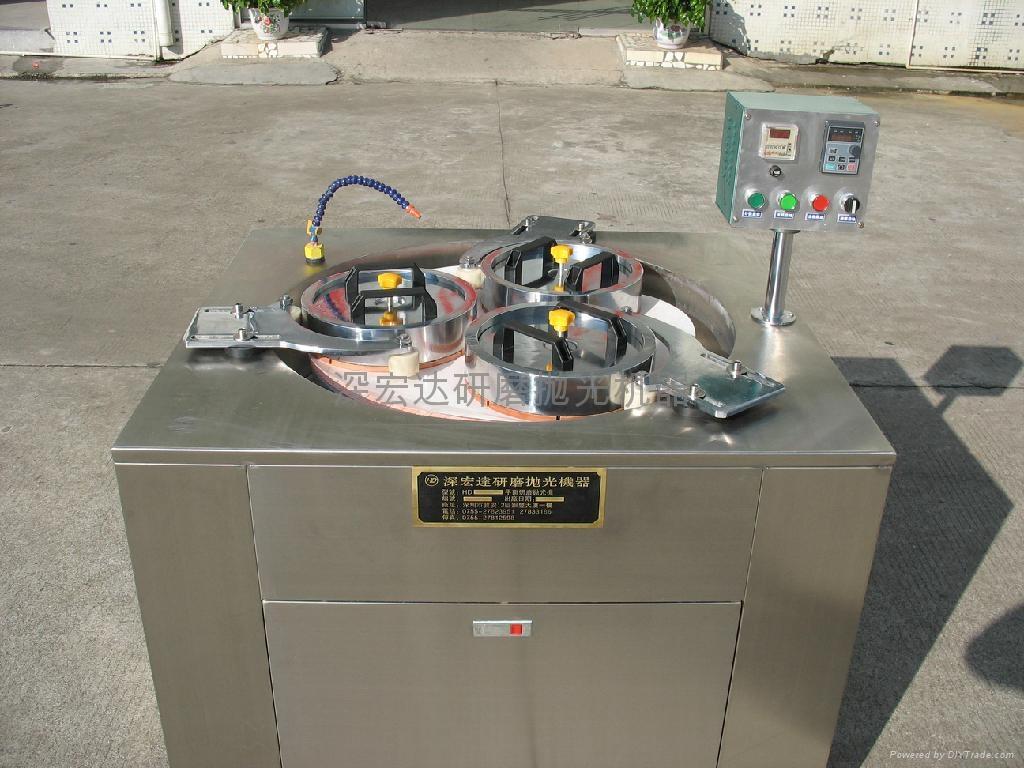 单面研磨抛光机SHDDM-640