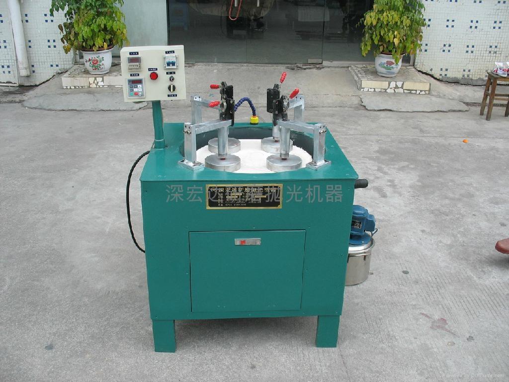 单面研磨抛光机SHDDM-460 1