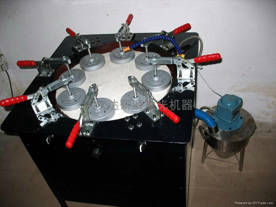 单面研磨抛光机SHDDM-500 1