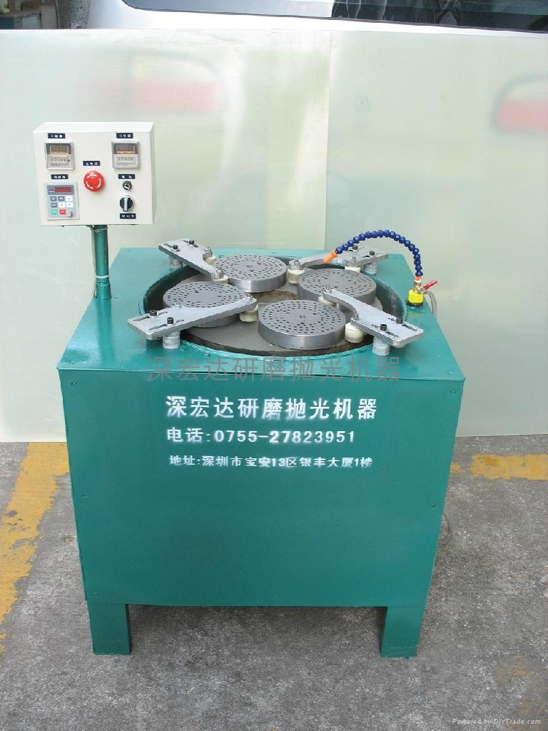 单面研磨机SHDDM-460 1
