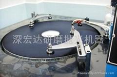 不鏽鋼高精度鏡面拋光機DM-640