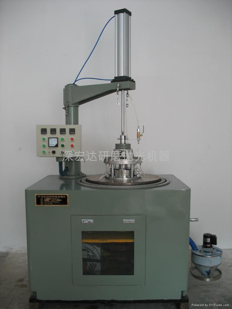 高精密平面研磨拋光機SHD2M9B-5L 1