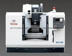 線軌數控銑床YHM(C)650(L) CNC立式加工中心