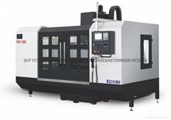 硬轨数控铣床YHM(C)1060 硬轨数控加工中心CNC电脑锣华亚数控机床