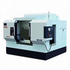 华亚数控动柱卧式加工中心YHDH8050智能卧加机床