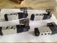 电磁阀4N210-08-DC24V