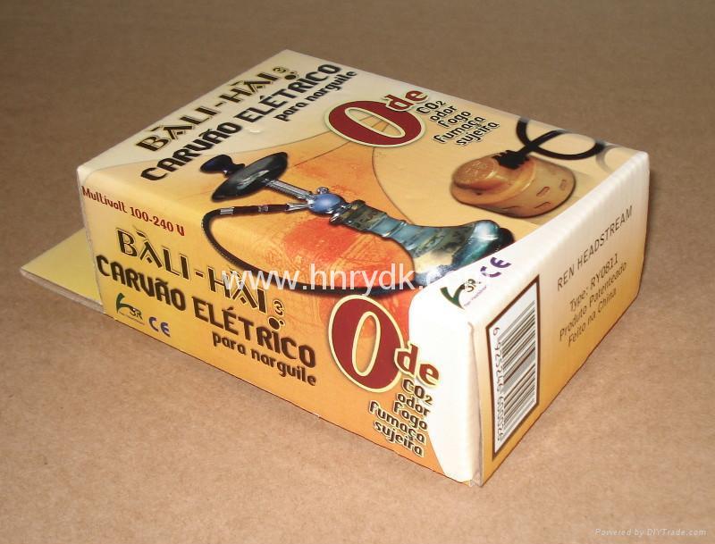 水烟电子炭RY0811C 2