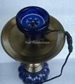 Electronic shisha hookah smokepan