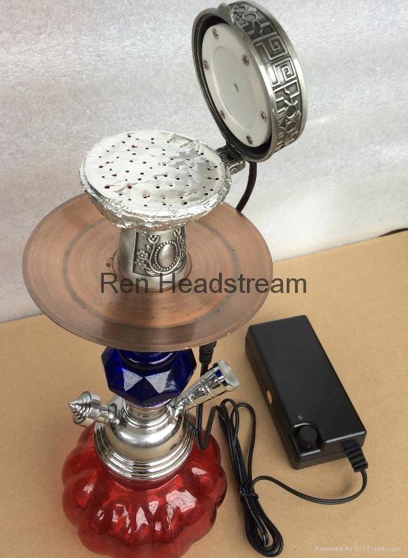 水煙   鍋炭 2