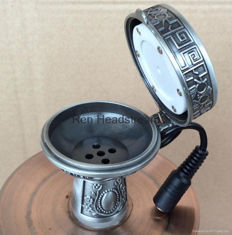 水烟烟锅,电子炭 4