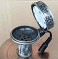 水煙煙鍋,電子炭 4