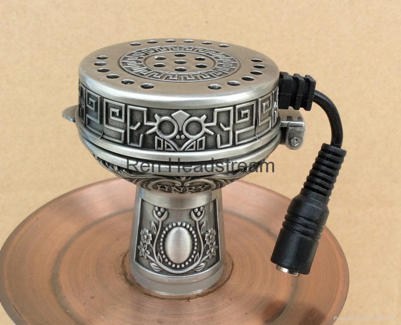 水煙煙鍋,電子炭 8