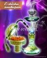 2015 New Electronic shisha-hookah smokepan