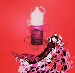 Pink Panther Salt Nic oil