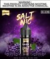 Secret Sauce Grape Salt Nic  oil