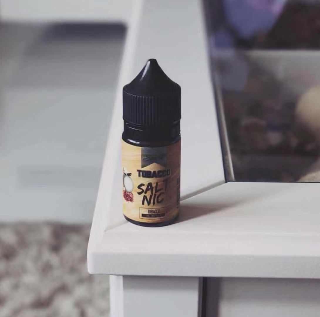 Secret Sauce tobacco Salt Nic oil    4