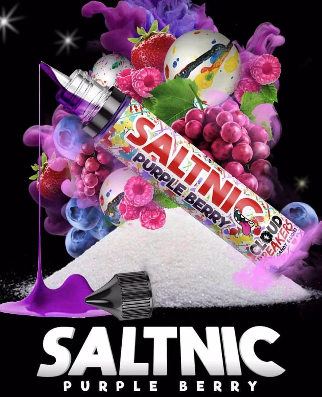 Clooud Breakers Salt Nic  oil    4