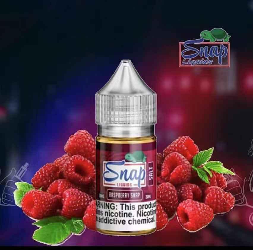 Snap Raspberry Slat Nic  oil    1