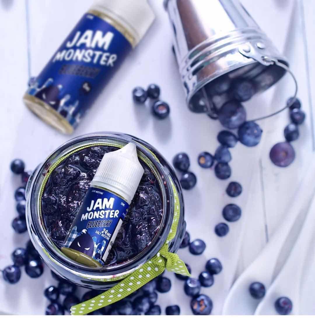 JAM CUSTARD SHOPPE Salt Nic oil    1
