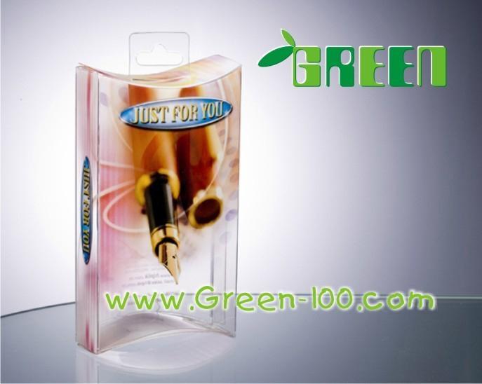 PVC透明折盒塑料盒子 1