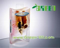 PVC透明折盒塑料盒子