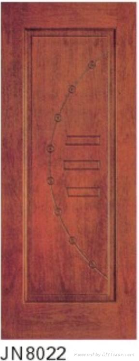 吉南门厂提供橡木纯实木门 2
