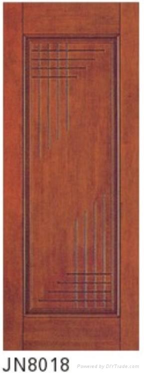 吉南门厂提供橡木纯实木门 3