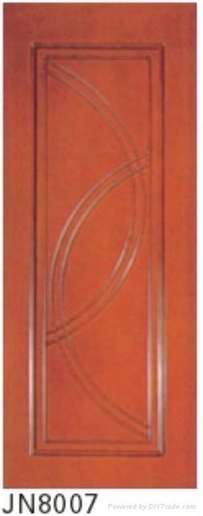 吉南门厂提供橡木纯实木门 4