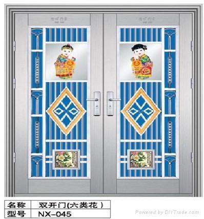楼宇对讲门 5