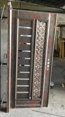 佛山吉南不锈钢门厂生产304不锈钢韩式门