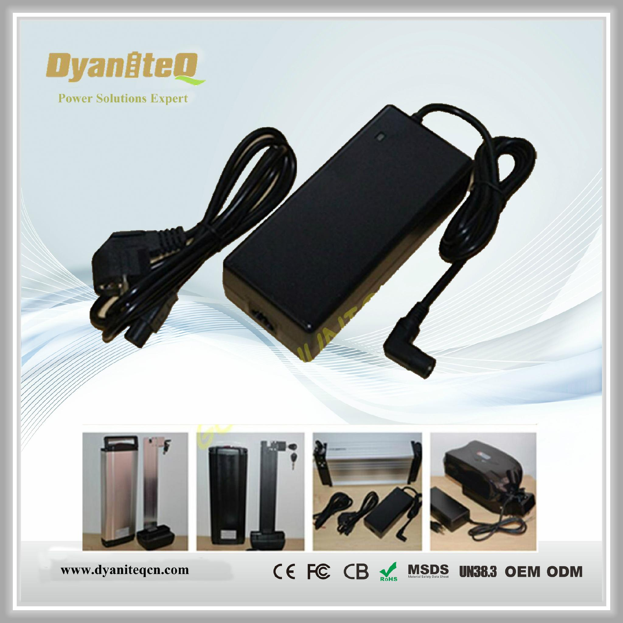 Vacuum Cleaner Charger 29.4V 2A with UL GS PSE CE approval 6