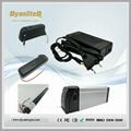 13S 48V 2A Lithium Battery Charger Electric Bike E-bike Ebike Charger 54.6V 2A