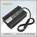 13S 48V 3A Li-ion Battery Charger Electric Bike E-bike Ebike Charger 54.6V 3A