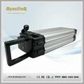 24V 36V 48V 17.5Ah Silver Fish Ebike Lithium Li ion Battery for Electric Bike