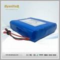 Electric Skateboard Battery Pack 25.2V
