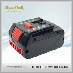 Li-ion Battery Bosch 18V 5Ah 3Ah
