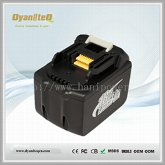 Makita 14.4V Battery 4500mAh for Makita BL1445 BL1430 BL1440
