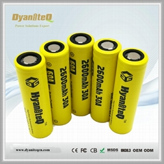 18650 Rechargeable Batte
