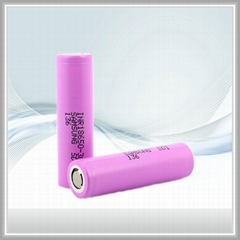 18650 Rechargeable Battery 3.7V 25A Max 50A E-Cigarette