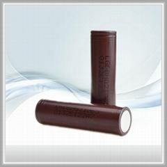 LG HG2 18650 Li-ion Rechargeable Battery 3000mAh Electronic Cigarette Box Mod