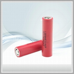 LG HE2 18650 3.7V 2500mAh 20A Rechargeable Battery for Electronic Cigarette Box
