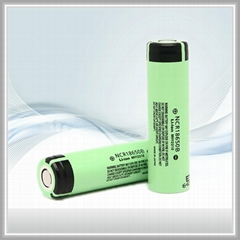 18650 3.7V 3400mAh NCR Panasonic 18650B Battery 3400mah