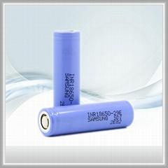 Samsung SDI INR18650 29E 10A Vape Battery 2900mAh 10A