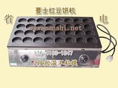 32孔台湾红豆饼机